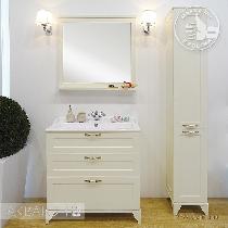 Комплект мебели Акватон Леон 80 Н дуб бежевый