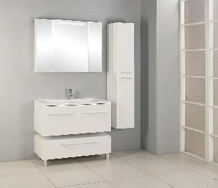 Комплект мебели Акватон Мадрид 100 М 2 ящика