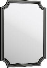 Зеркало Aqwella LaDonna черный LAD0207BLK