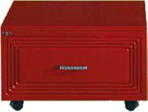 Тумба дополнительная Misty Европа 47 П-Евр07050-041  красный