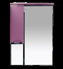 Зеркало-шкаф Misty Жасмин 65 П-Жас02065-122СвЛ  красный