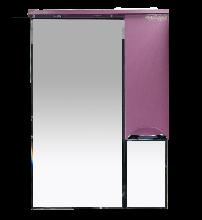 Зеркало-шкаф Misty Жасмин 65 П-Жас02065-122СвП правая красный