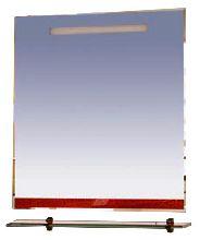 Зеркало-шкаф Misty Джулия 105 Л-Джу04105-1410 универсальная коричневый
