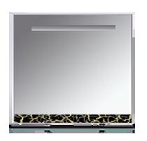 Зеркало-шкаф Misty Джулия 120 Л-Джу04105-5310 универсальная бежевый