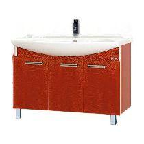 Зеркало-шкаф Misty Джулия 60 Л-Джу04060-1410 универсальная коричневый