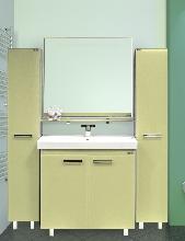 Зеркало-шкаф Misty Джулия 65 Л-Джу04065-1010 универсальная бордовый