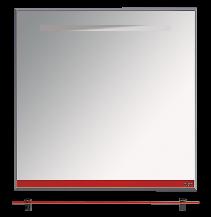 Зеркало-шкаф Misty Джулия 90 Л-Джу04090-1310 универсальная оранжевый