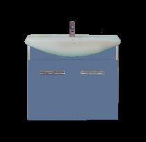 Тумба под раковину Misty Джулия 105 Л-Джу01105-1310По  оранжевый