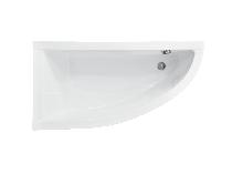 Акриловая ванна Besco Praktika 150 L