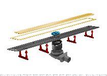 Душевой лоток Pestan Confluo Premium Gold Line 13100053, 650мм