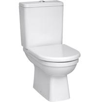 Комплект: напольный унитаз Vitra Form 300 9729B003-1162 стандартное сиденье с металлическими петлями