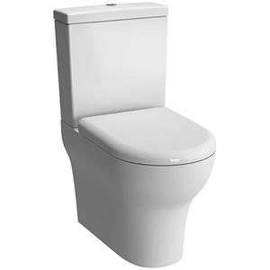 Комплект пристенногоунитаза Vitra Zentrum 9012B003-7201 сиденье стандартное