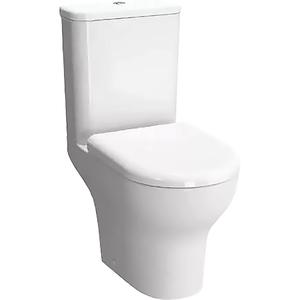 Комплект безободкового унитаза Vitra Zentrum Rim-Ex 9824B003-7207 сиденье микролифт
