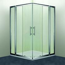 Душевой угол RGW HO-311 110x110x195, цвет профиля хром, цвет стекла прозрачное (030631111-11)