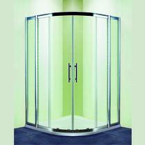 Душевой угол RGW HO-511 120x120x195, цвет профиля хром, цвет стекла прозрачное (030651122-11)