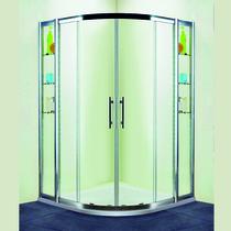 Душевой угол RGW HO-512 120x120x195, цвет профиля хром, цвет стекла прозрачное (030651222-11)