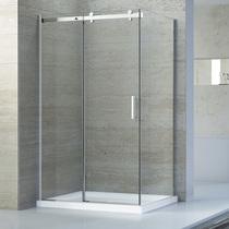 Душевой угол RGW TO-44 150x100x195, цвет профиля хром, цвет стекла прозрачное (02074450-11)
