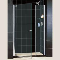 Душевая дверь RGW HO-05, цвет профиля хром, цвет стекла прозрачное, 120x195