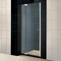 Душевая дверь RGW HO-06, цвет профиля хром, цвет стекла прозрачное, 80x195