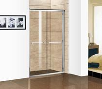Душевая дверь RGW TO-10, цвет профиля хром, цвет стекла прозрачное, 140x195