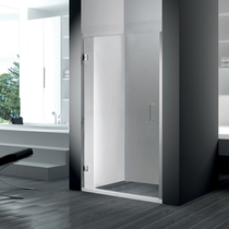 Душевая дверь RGW HO-01, цвет профиля хром, цвет стекла прозрачное, 70x195