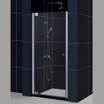 Душевая дверь RGW HO-04, цвет профиля хром, цвет стекла прозрачное, 90x195