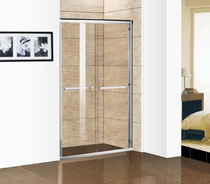 Душевая дверь RGW TO-10, цвет профиля хром, цвет стекла матовое, 140x195