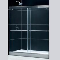 Душевая дверь RGW TO-11, цвет профиля хром, цвет стекла прозрачное, 150x195