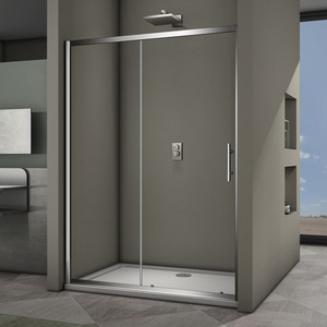 Душевая дверь Veconi VN-63 140х190 VN63-140-01-19C3