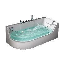 Гидромассажная ванна Frank F105L левосторонняя