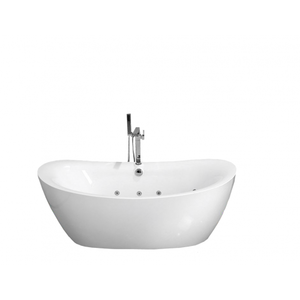 Гидромассажная ванна Frank F162 отдельностоящая