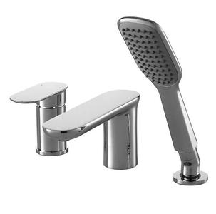Смеситель для ванны Gina Bravat F565104C-2-ENG