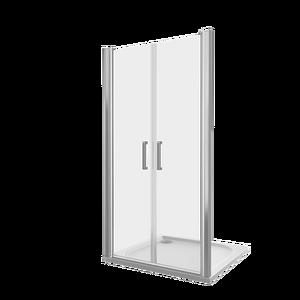 Душевая дверь Good Door Fantasy SD-90-C-CH, цвет профиля хром, цвет стекла прозрачное, 90x185
