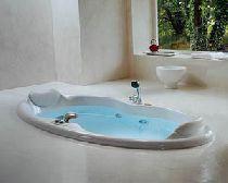 Гидромассажная ванна Jacizzi Elipsa