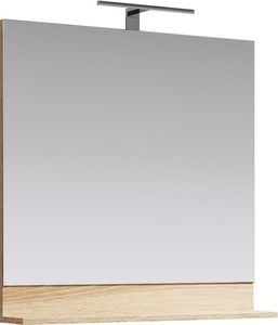 Зеркало с подсветкой Aqwella Фостер 80 см FOS0208DS