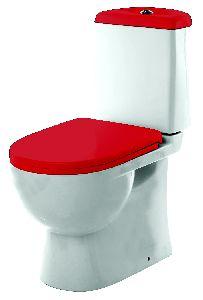 Унитаз-компакт SANITA LUXE Best Color Red