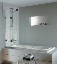 Шторка для ванны Riho Scandic S109-100
