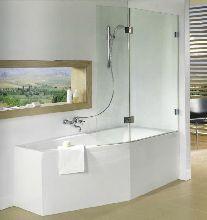 Шторка для ванны Riho Scandic S500-Delta 150/160