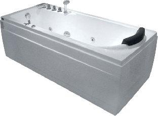 Гидромассажная ванна GEMY G9006-1,7 B
