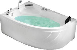 Гидромассажная ванна GEMY G9009 B