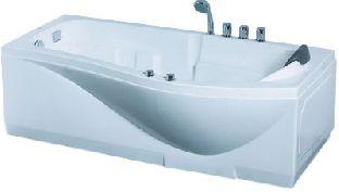 Гидромассажная ванна GEMY G9010 E