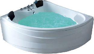 Гидромассажная ванна GEMY G9041 B