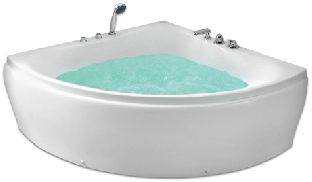 Гидромассажная ванна GEMY G9042 B