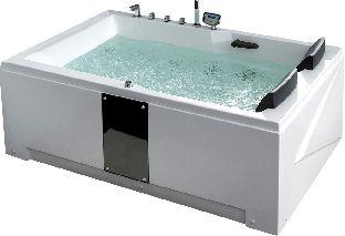 Гидромассажная ванна GEMY G9061 new