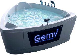 Гидромассажная ванна GEMY G9068 K