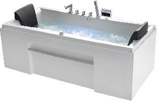 Гидромассажная ванна GEMY G9076 K