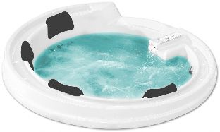 Гидромассажная ванна GEMY G9090 K