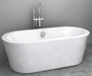 Акриловая ванна GEMY G9213