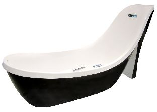 Акриловая ванна GEMY RF1253BG
