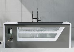 Акриловая ванна Aima Design Genesis 180x75
